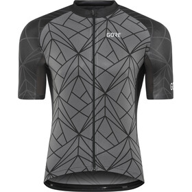 GORE WEAR C3 Maillot de cyclisme Homme, graphite grey/black